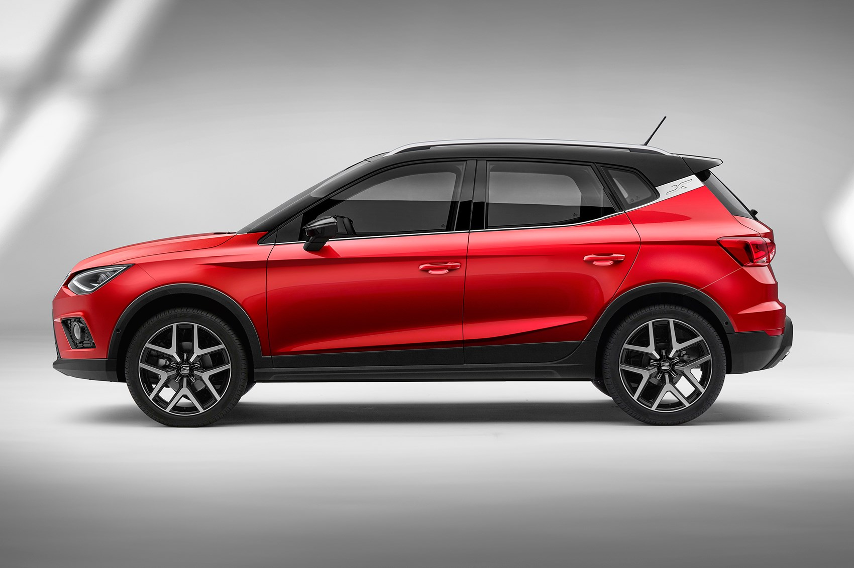 seat arona revealed a supermini on stilts by car magazine. Black Bedroom Furniture Sets. Home Design Ideas