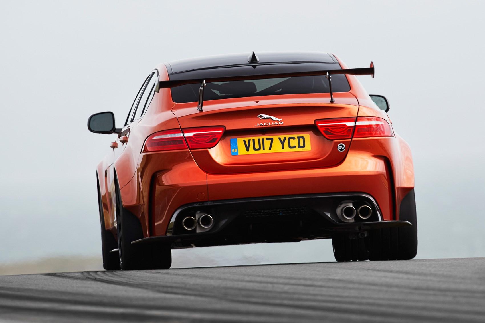 Jaguar Xe Sv Project 8 Touring Spec Announced