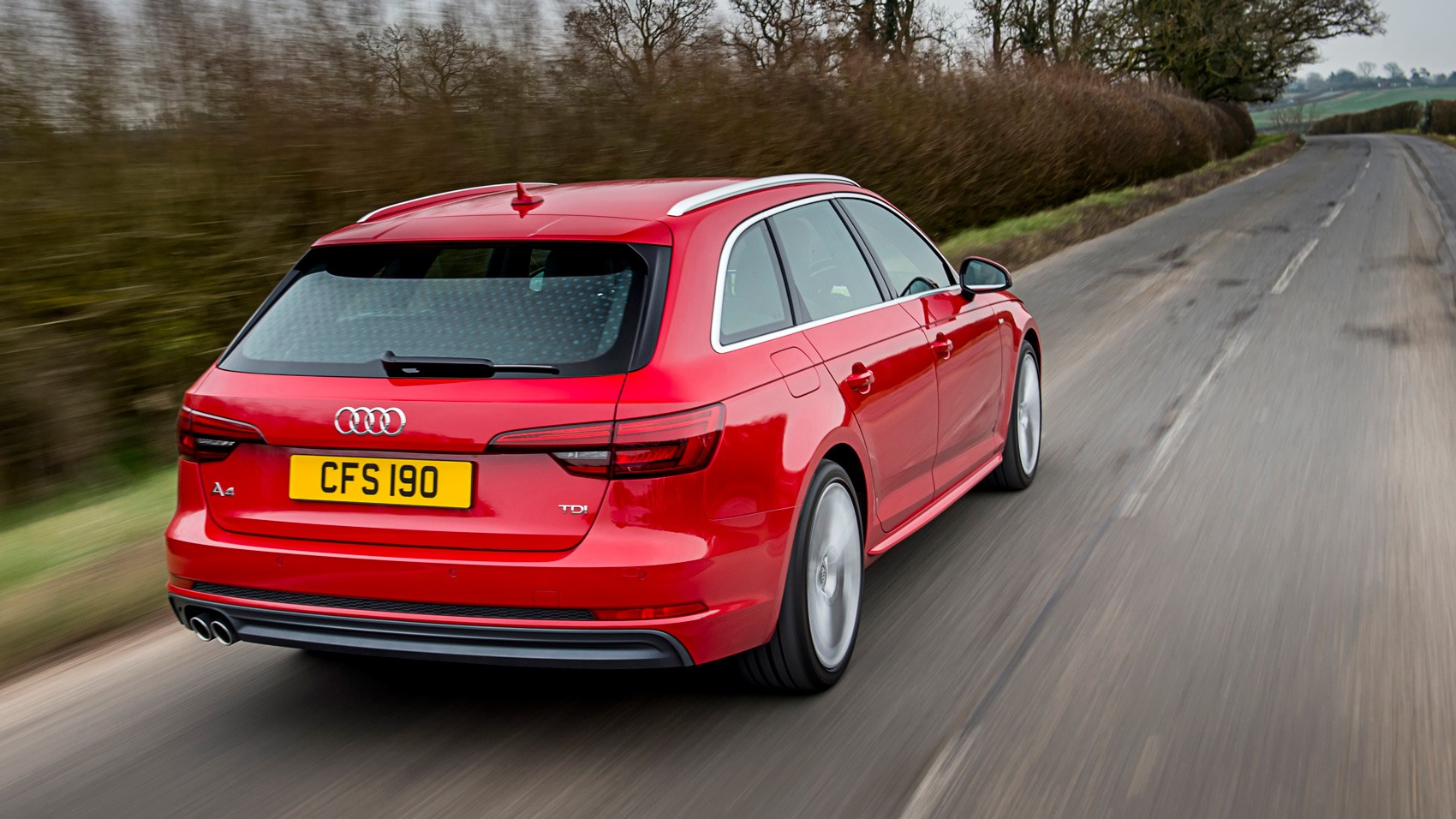audi a4 avant 3 0 tdi s line 2017 review car magazine. Black Bedroom Furniture Sets. Home Design Ideas