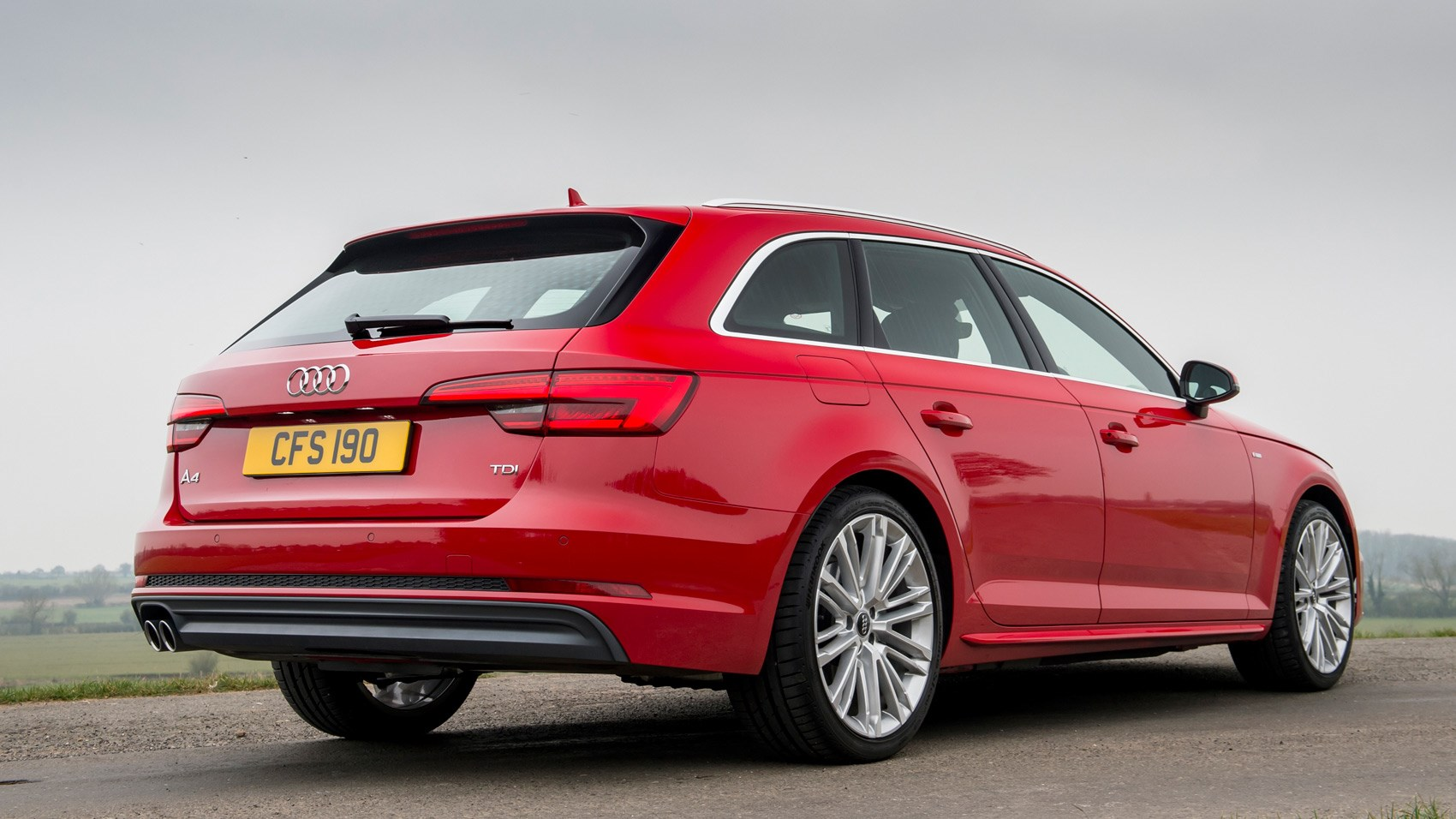 Audi A4 Avant 3 0 Tdi S Line 2017 Review By Car Magazine