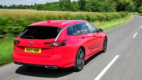 Vauxhall Insignia Sports Tourer (2017) review | CAR Magazine