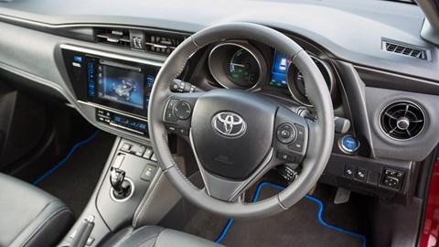 Toyota Auris Hybrid Touring Sports 2017 Review