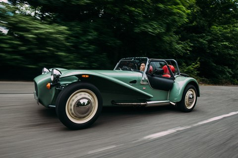 Caterham Seven Sprint 160