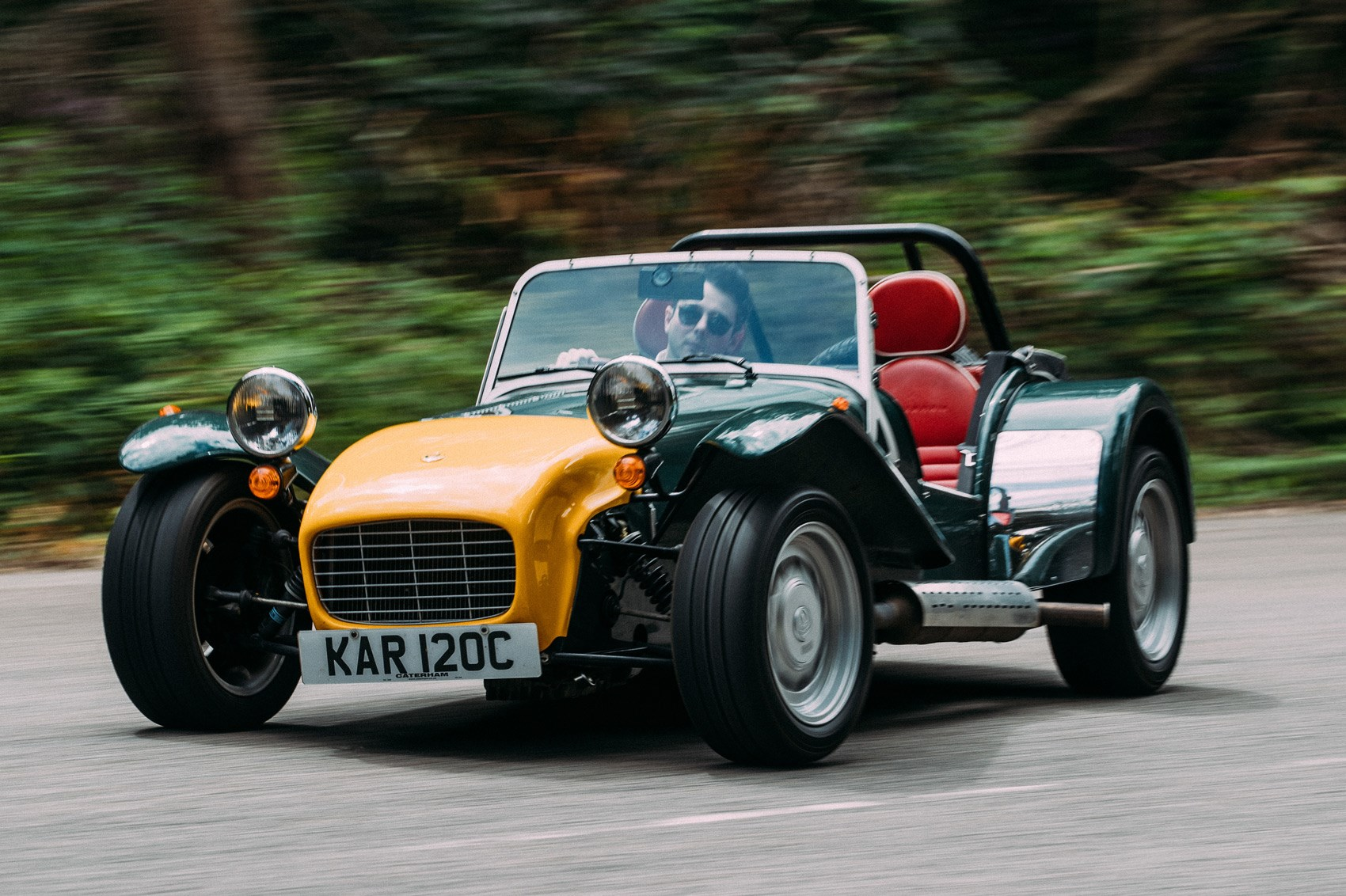60 years of the seven lotus and caterham 39 s kit car through the ages by car magazine. Black Bedroom Furniture Sets. Home Design Ideas