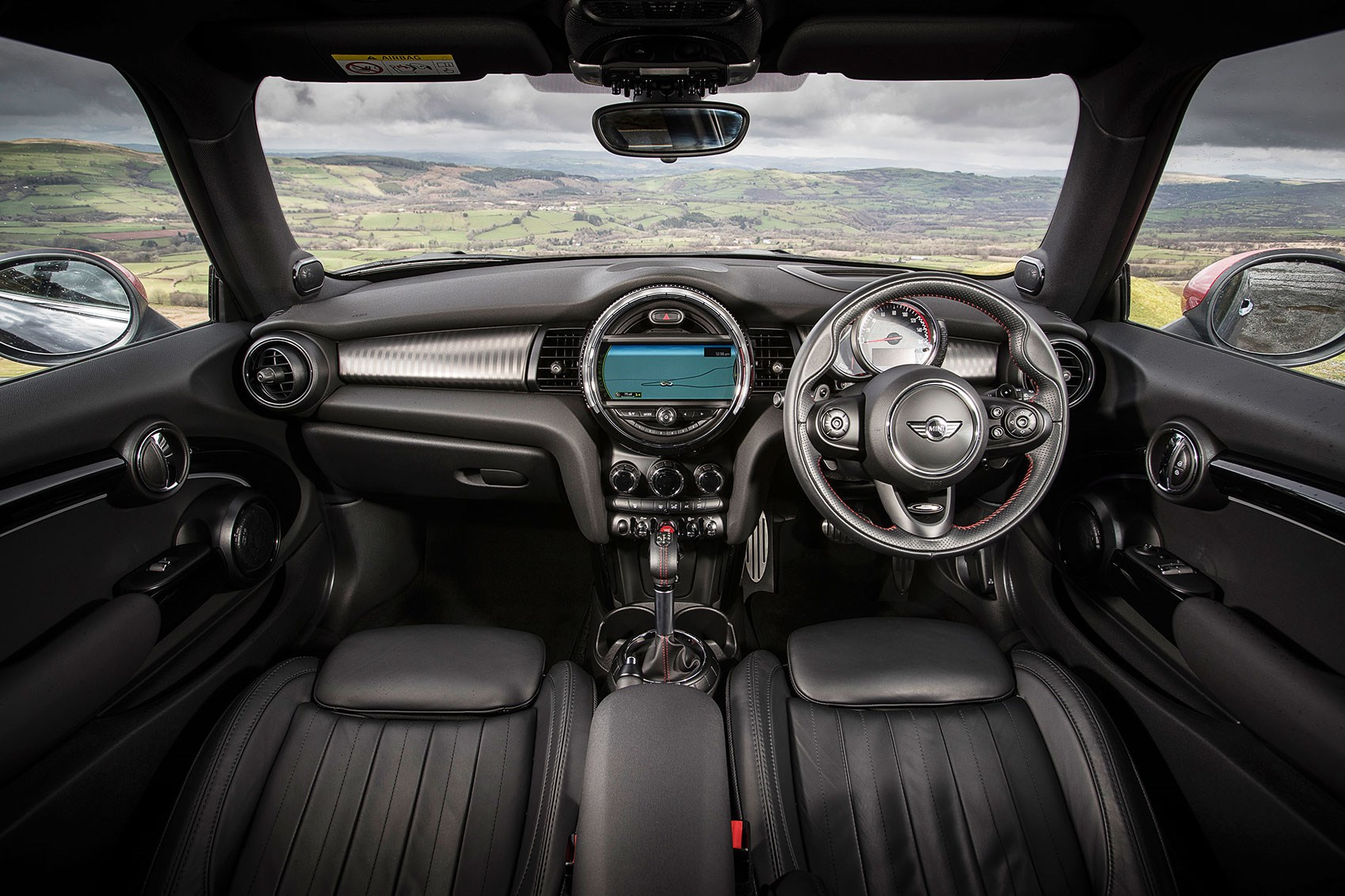 Vw Golf Gti Vs Peugeot 308 Gti Vs Mini Jcw Triple Test Review 2017 Car Magazine