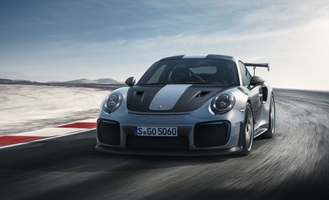 New 2017 Porsche 911 GT2 RS revealed
