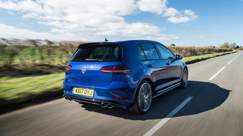 Driving the classics volkswagen golf r32 mk4 2002 review car as polished as ever the 2017 vw golf r publicscrutiny Choice Image