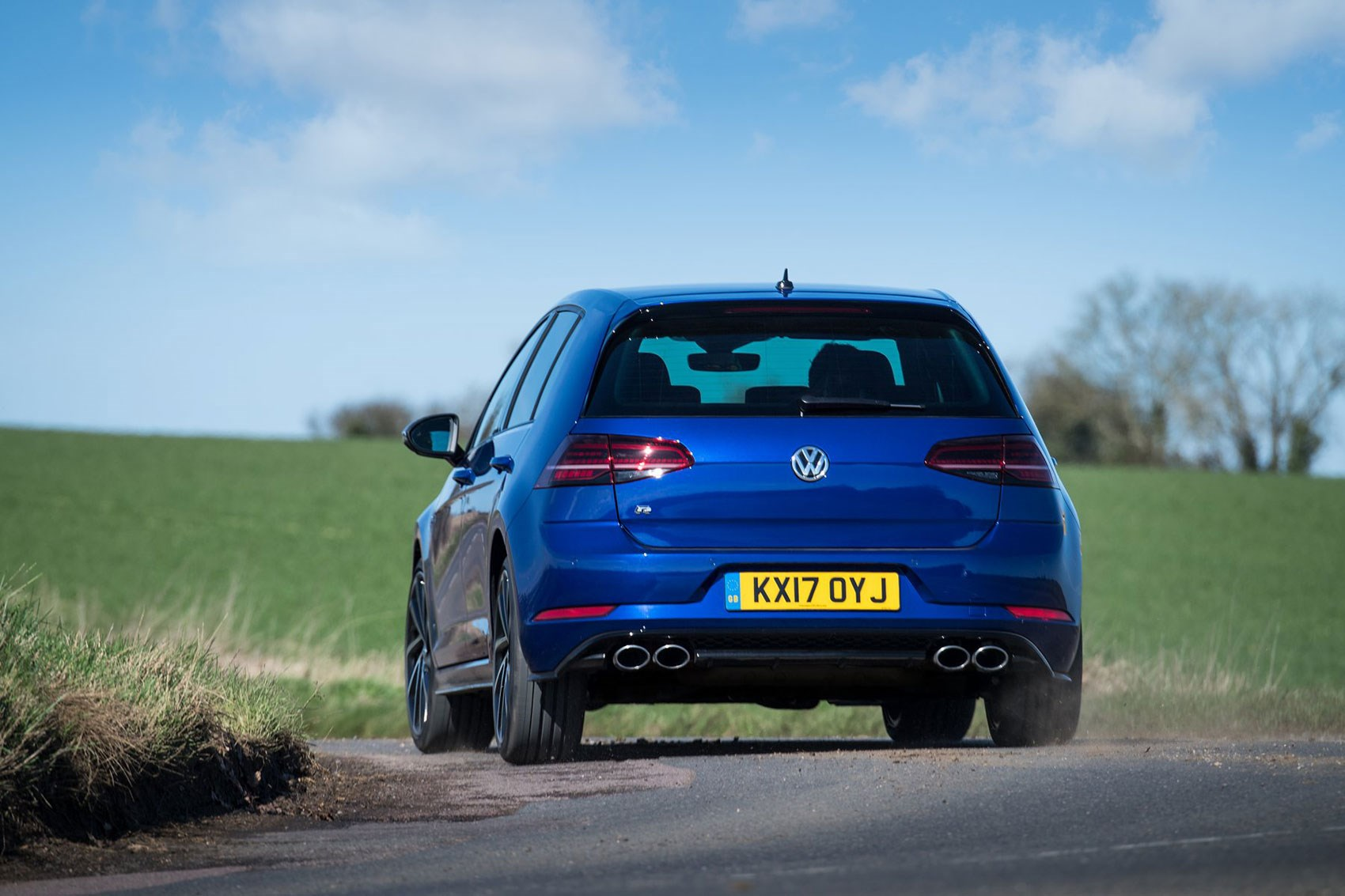 VW Golf R review