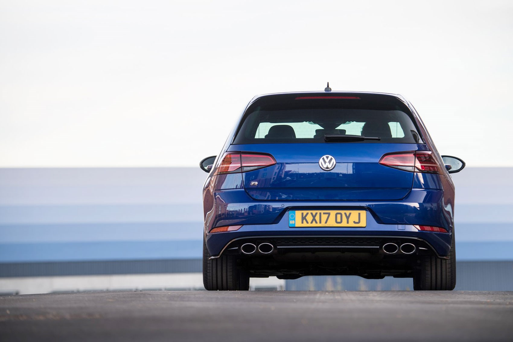 VW Golf R (2017) Mk7: specs and prices