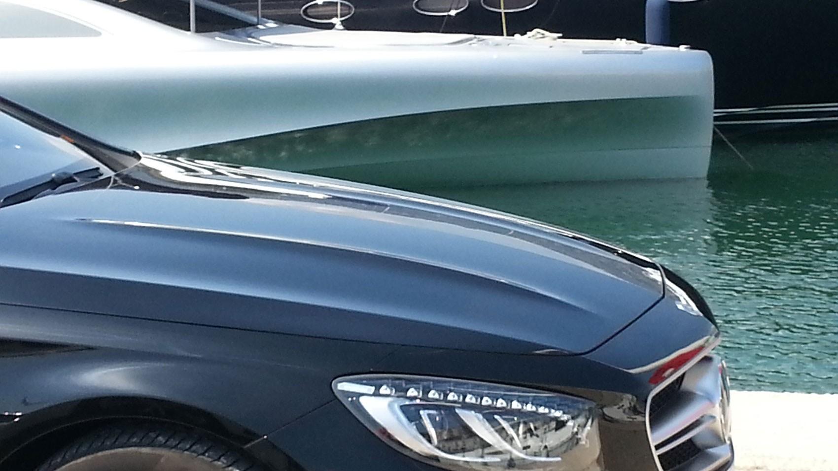 Mercedes Silver Arrow Marine Yacht 2017 Review Car Magazine