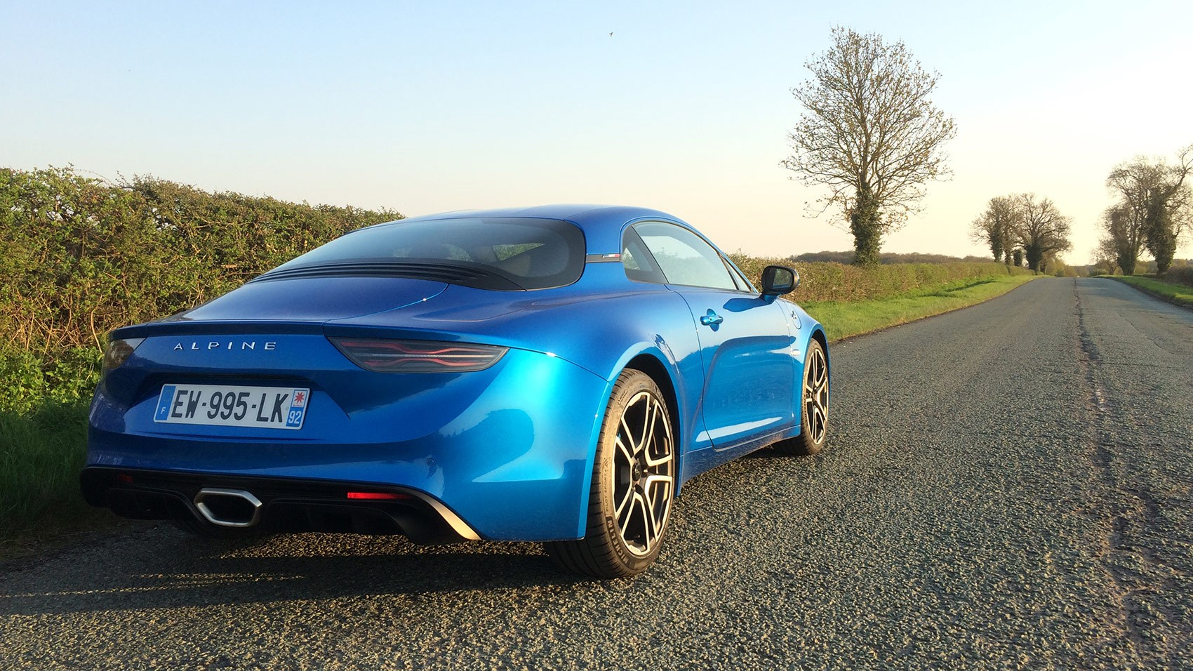 We've driven the Alpine A110 on UK roads now: and it's great