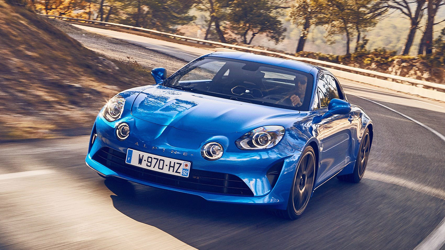 Alpine A110 review by CAR magazine UK