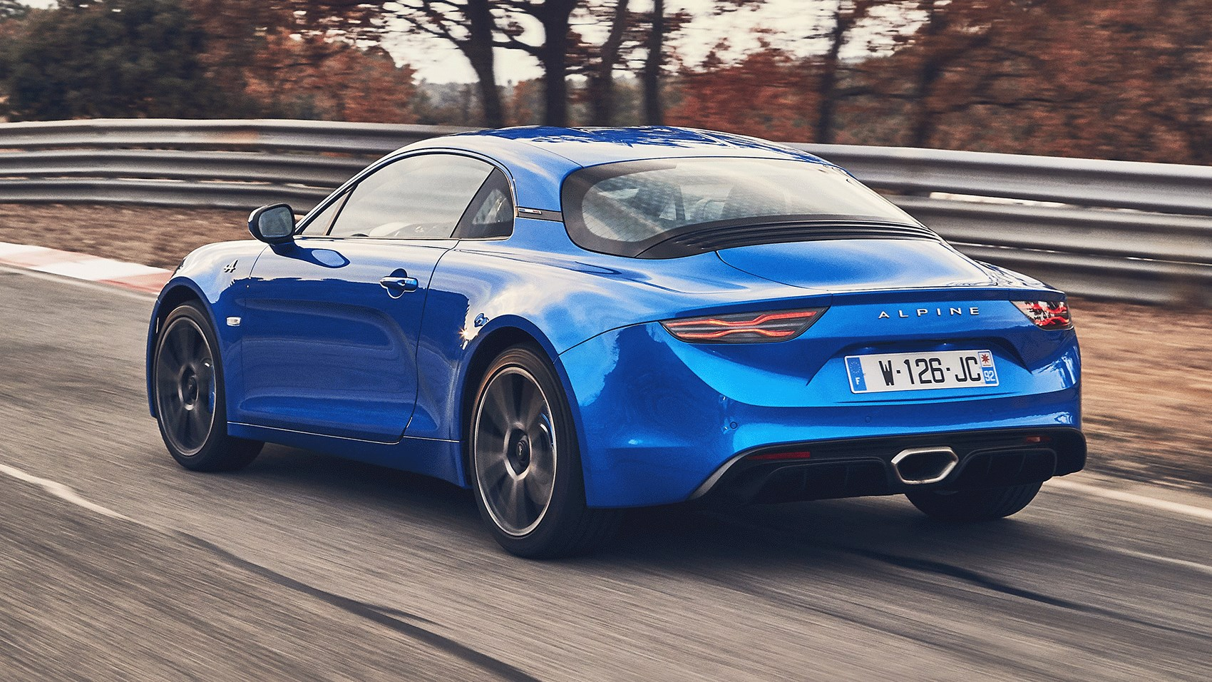 Alpine A110 2018 Review Car Magazine Auto Lighting System Diagram 2017 Best Cars Reviews The Suspension Is By Aluminium Double Wishbones All Round Which Keeps Michelin Pilot Sport 4s In Better Contact With Road Fact Renault Says