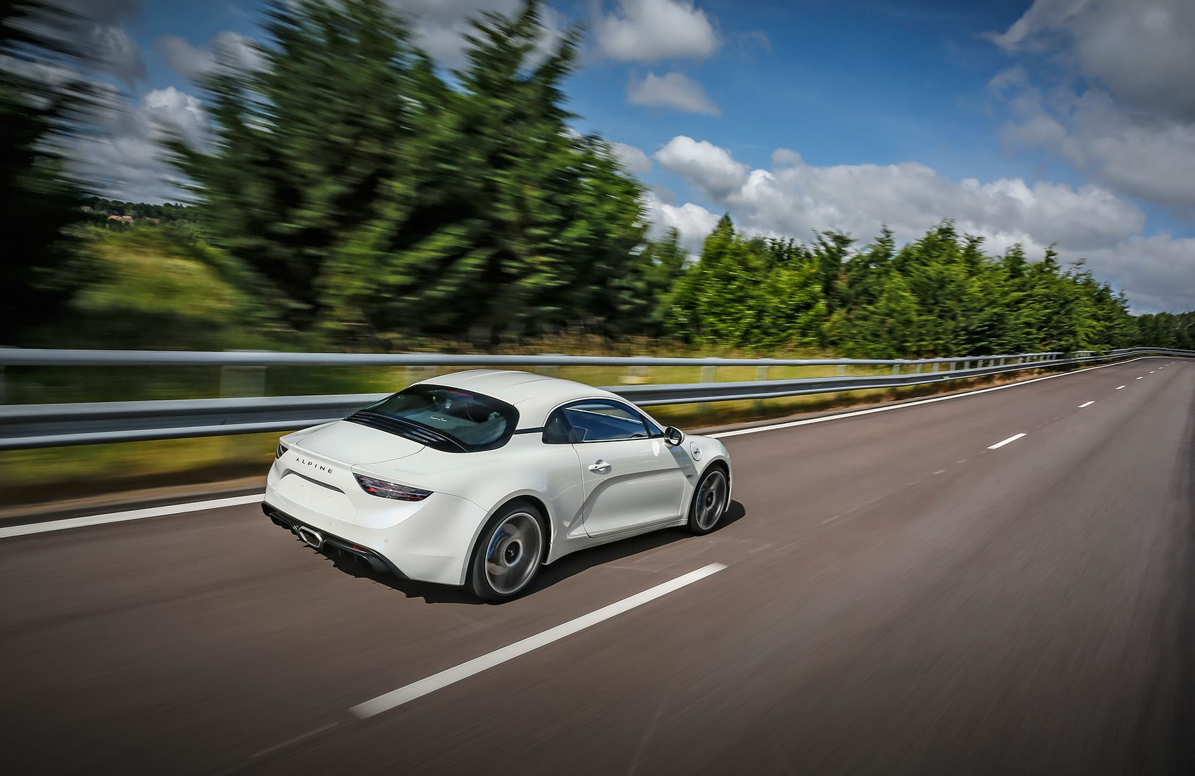 Alpine A110 review: we ride as a passenger in new mid-engined Alpine