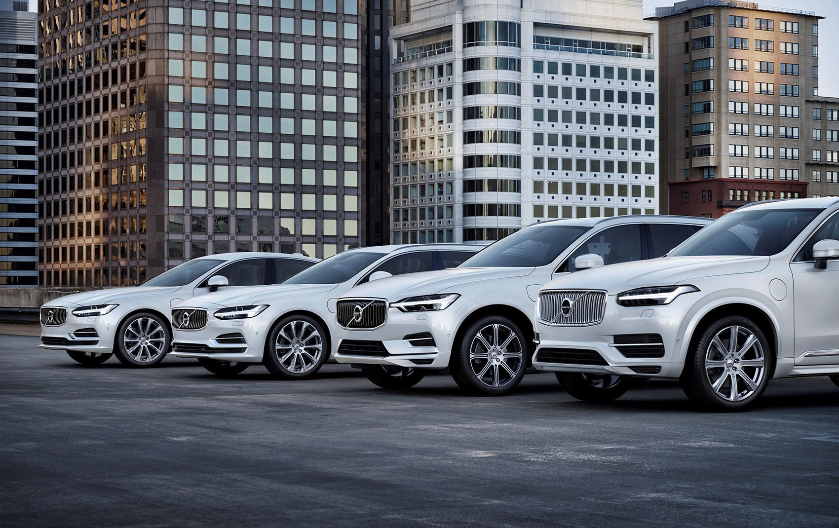 every volvo electric hybrid from 2019