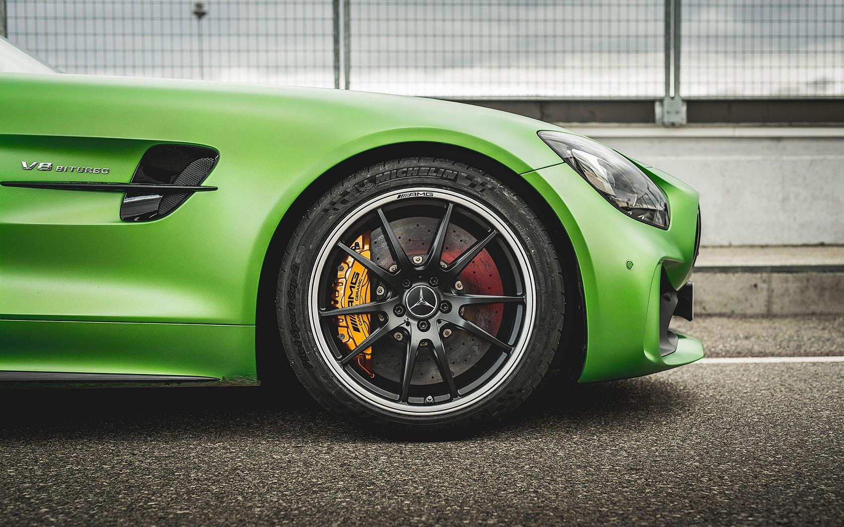 Mercedes  Steel Wheels