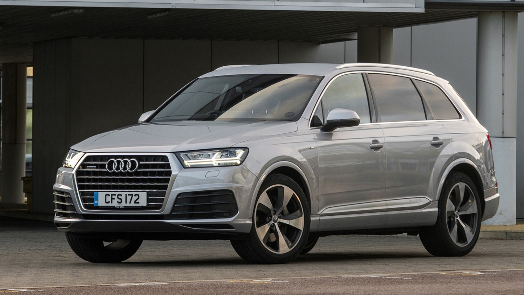 Audi Q TDI SE Review CAR Magazine - How much is an audi q7