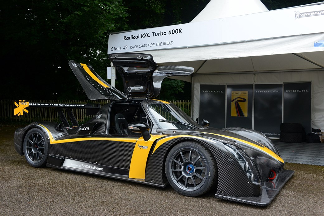 New Radical SR1 and SR8 unveiled for 2017 – with a little help from ...
