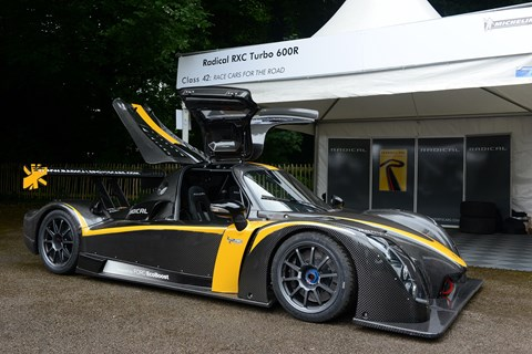Radical RXC Turbo 600R