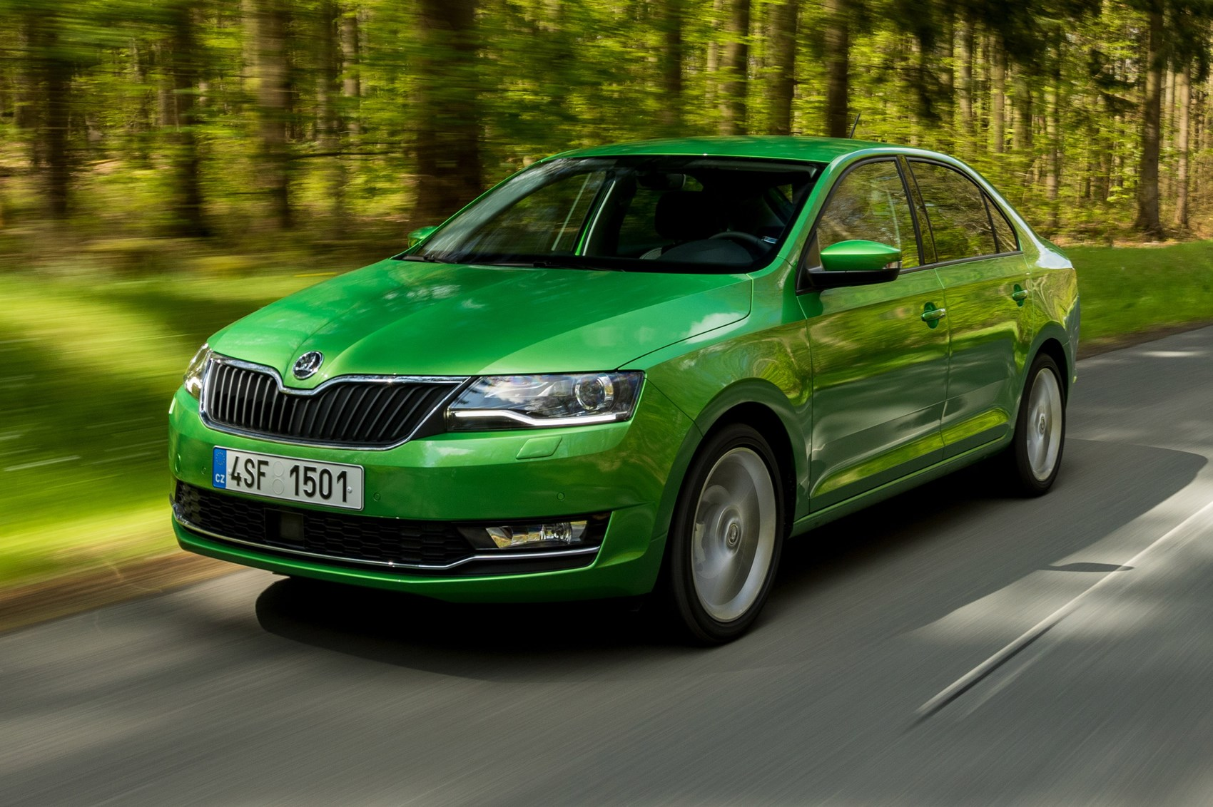 Volkswagen Lease Deals >> Skoda Rapid 1.6 TDI SE L (2017) review by CAR Magazine