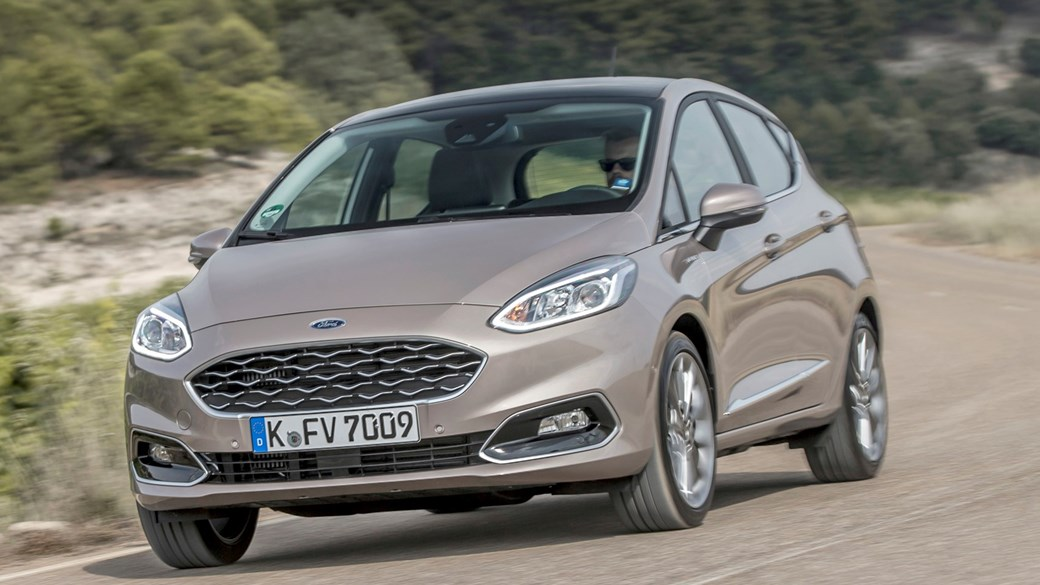 Ford Fiesta Vignale 2017 Review