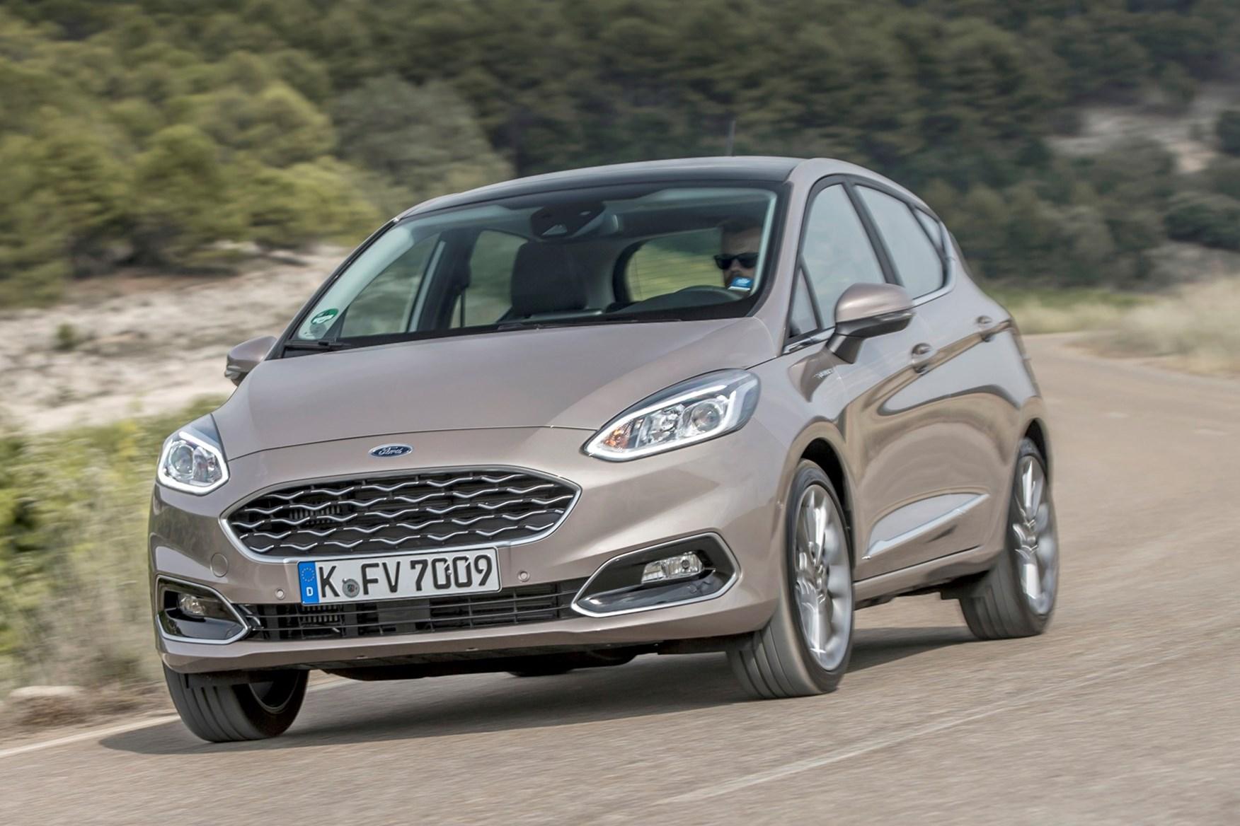Ford Fiesta Vignale (2017) review & Ford Fiesta (2017) review by CAR Magazine markmcfarlin.com