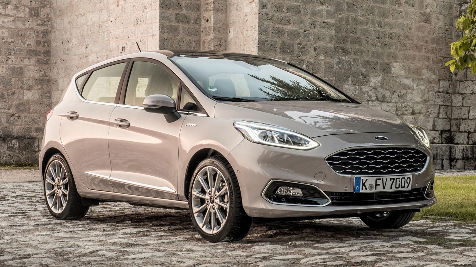 Ford Fiesta Car Lease Deals