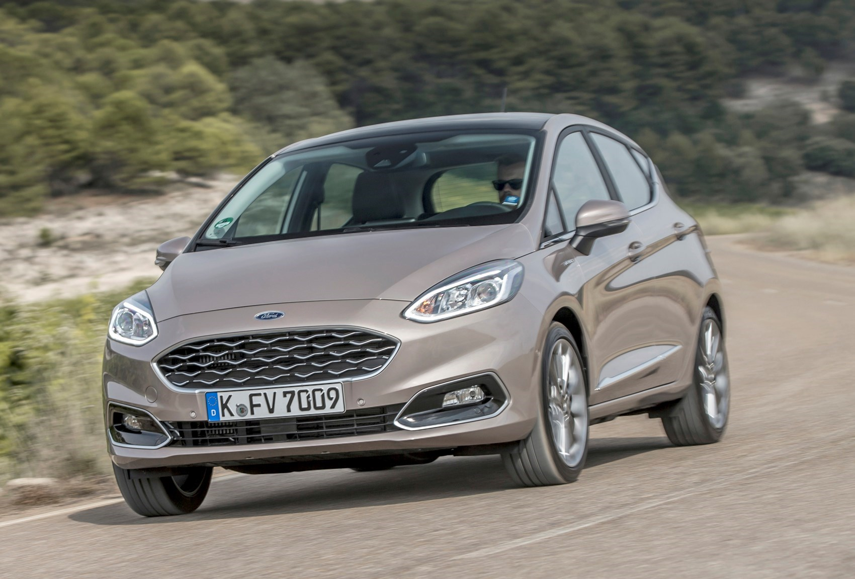 Ford Fiesta Vignale 2017 Review Car Magazine