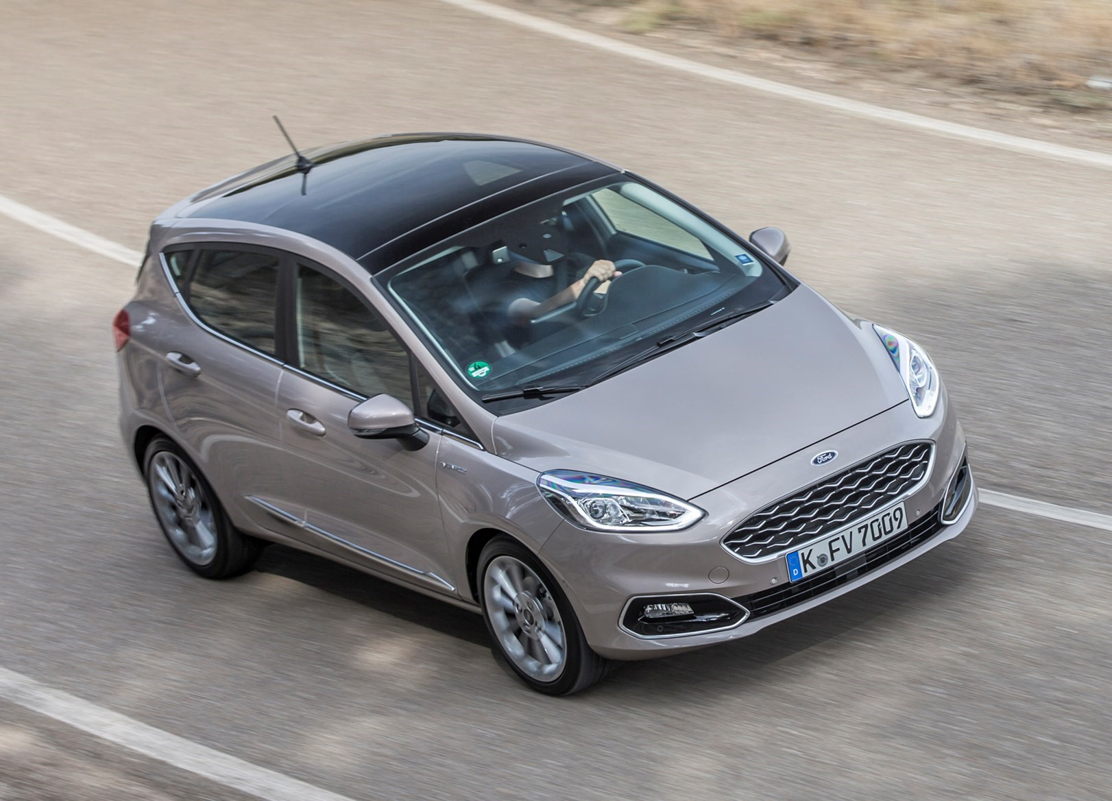Ford Fiesta Vignale review by CAR magazine UK