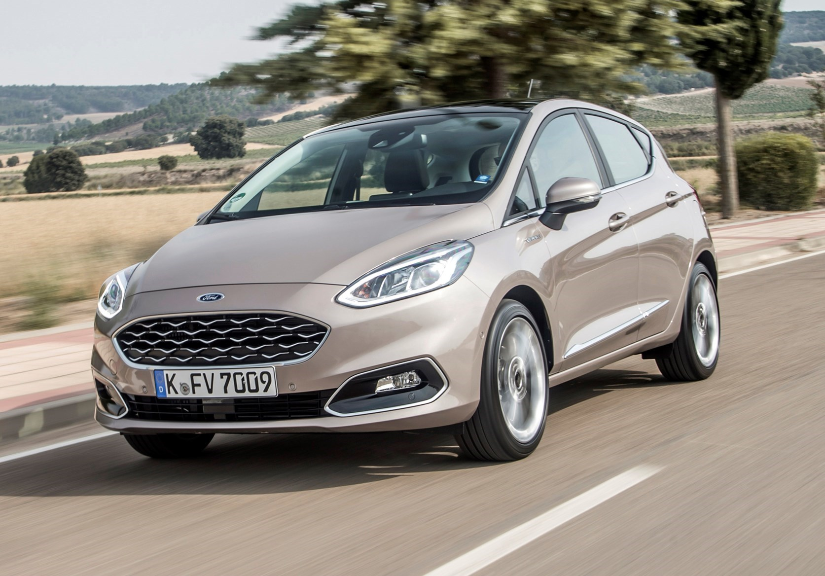 Ford Fiesta Vignale: this or a DS3, Mini or VW Polo?
