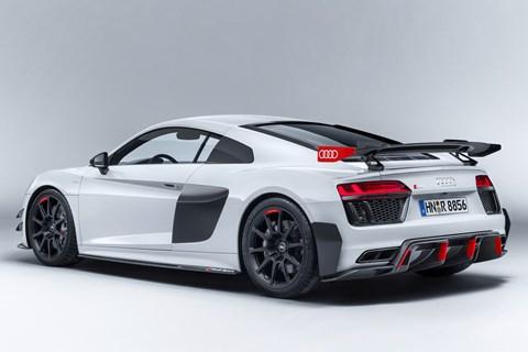Audi R8 Performance Parts rear