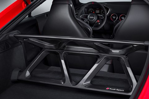 Audi TT Performance Parts strut brace