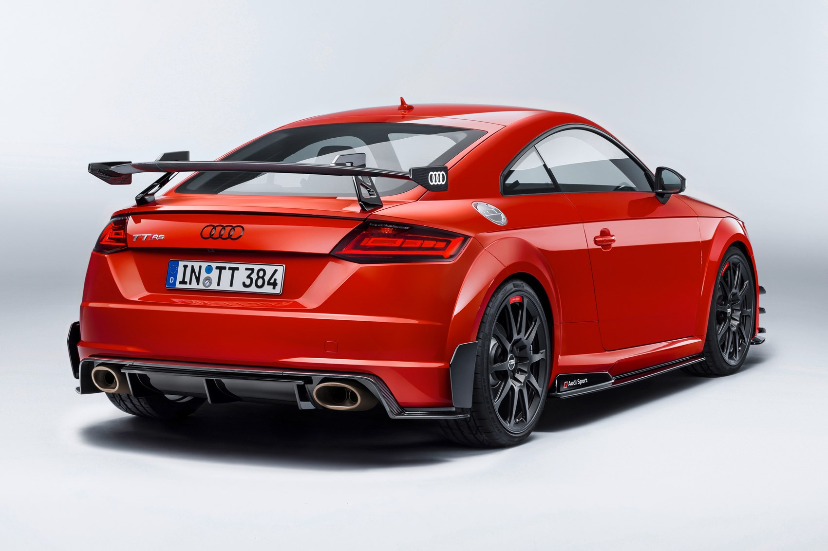 Audi Sport Performance Parts Make Your Sport Audi A Little Sportier