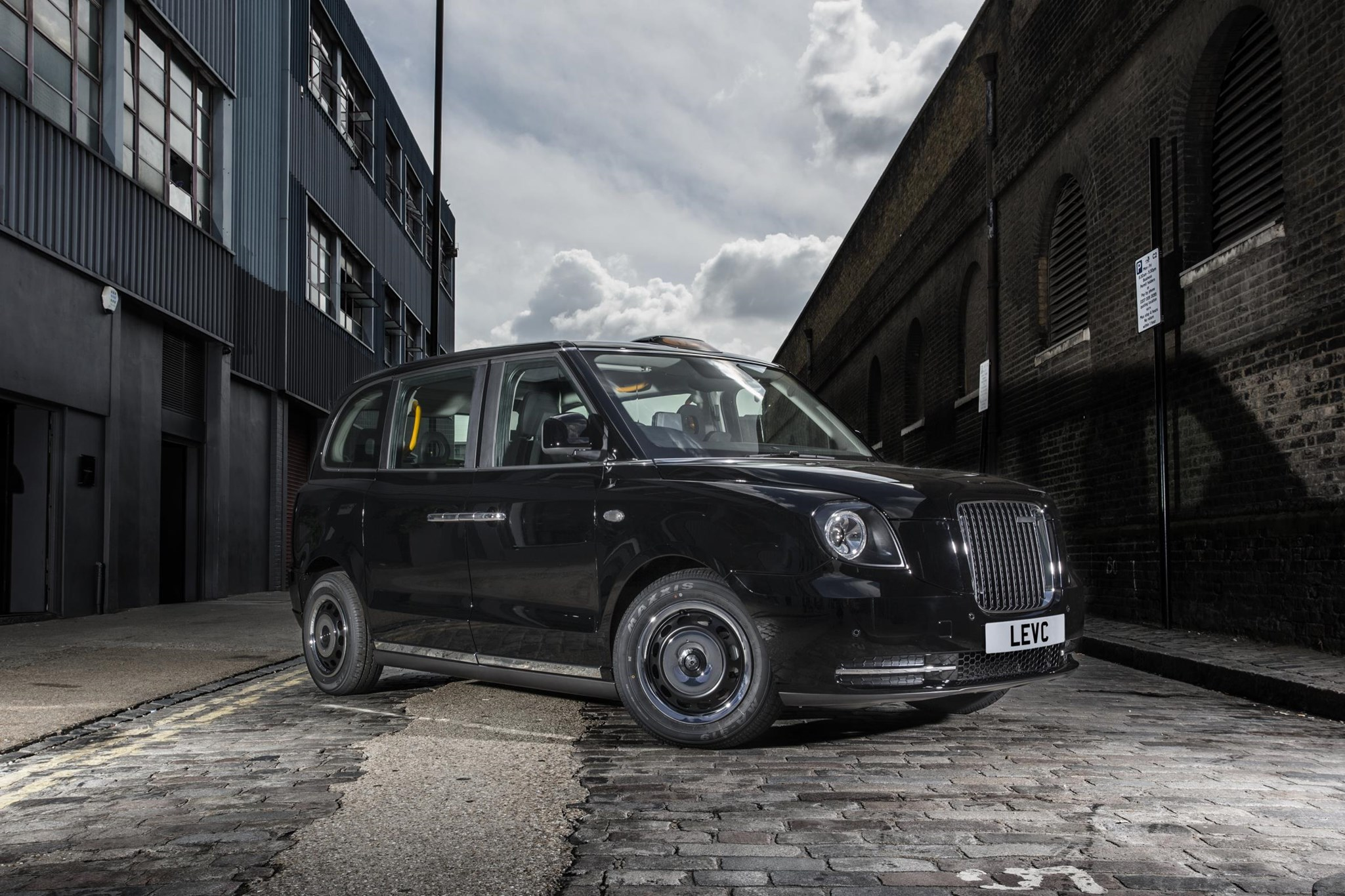 Levc New London Tx Taxi In Pictures By Car Magazine