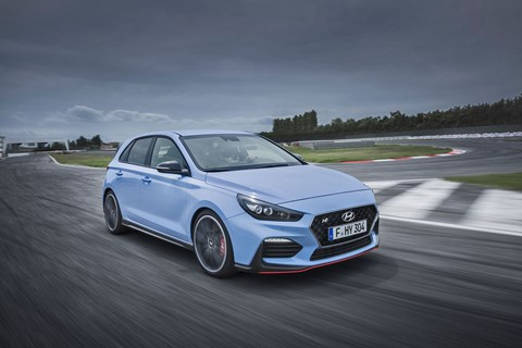 Hyundai i30 N: a 271bhp hot hatch from Korea