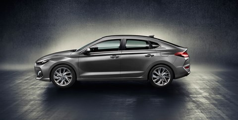 First pictures, specs and news: the Hyundai i30 Fastback