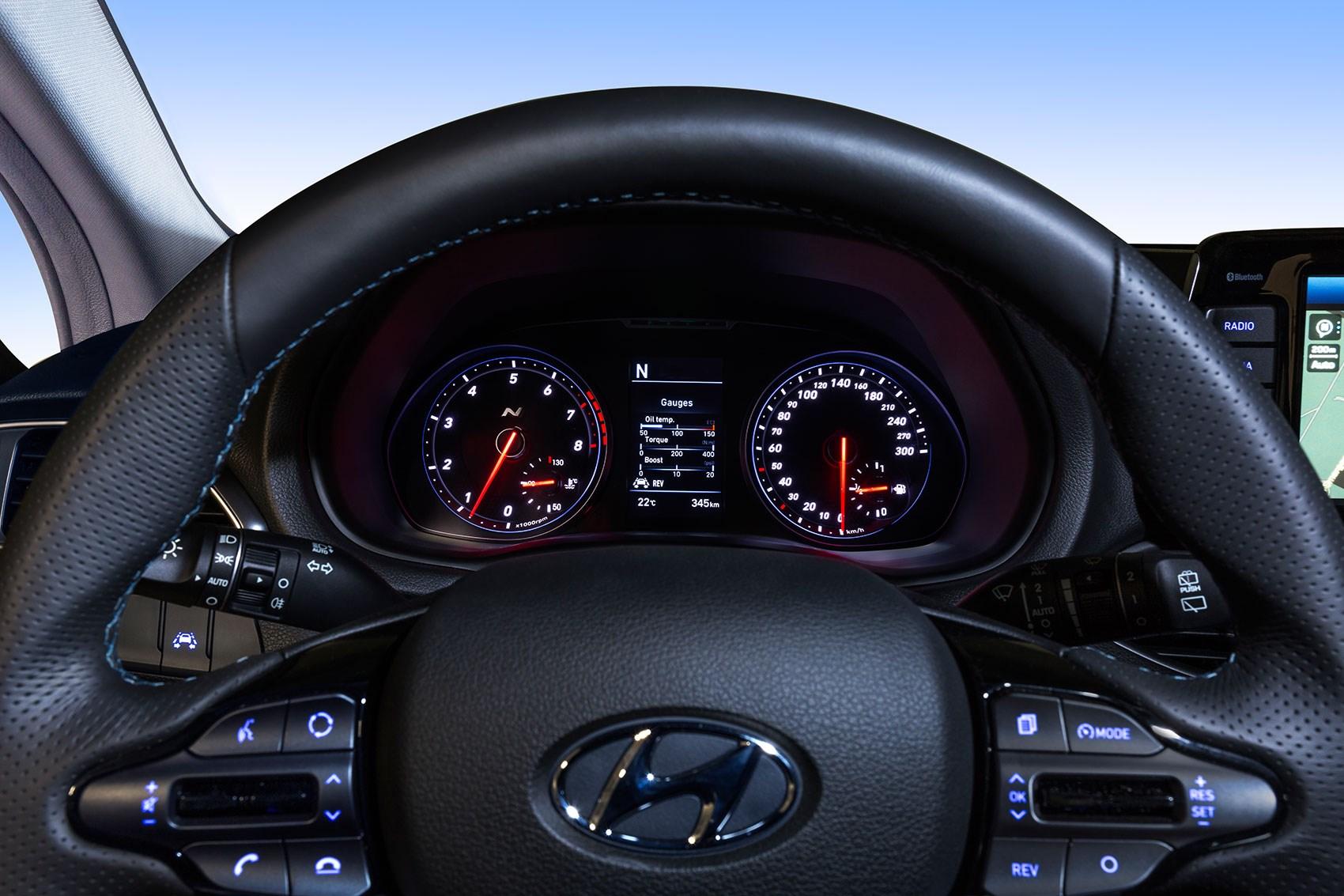 Hyundai I30n >> Hyundai I30n And I30 Fastback Revealed In Pictures By Car Magazine