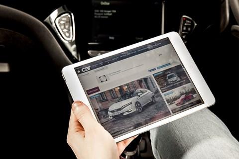 Vauxhall Corsa hotspot online
