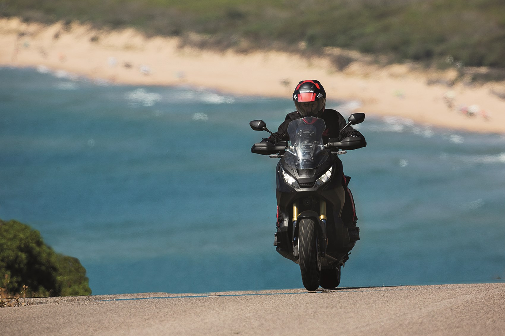 Honda X-ADV tracking
