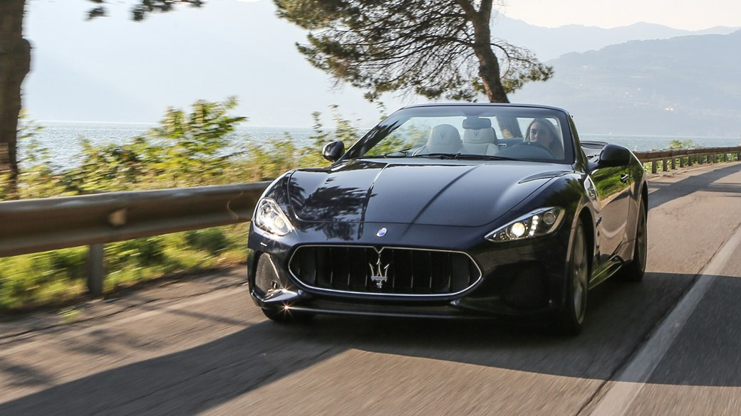 Perfect Maserati GranCabrio Sport (2017) Review