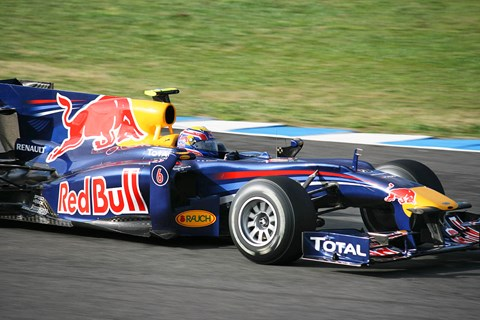 2010 Red Bull F1