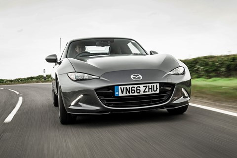 Mazda MX-5 RF: long-term test review, specs, prices and details