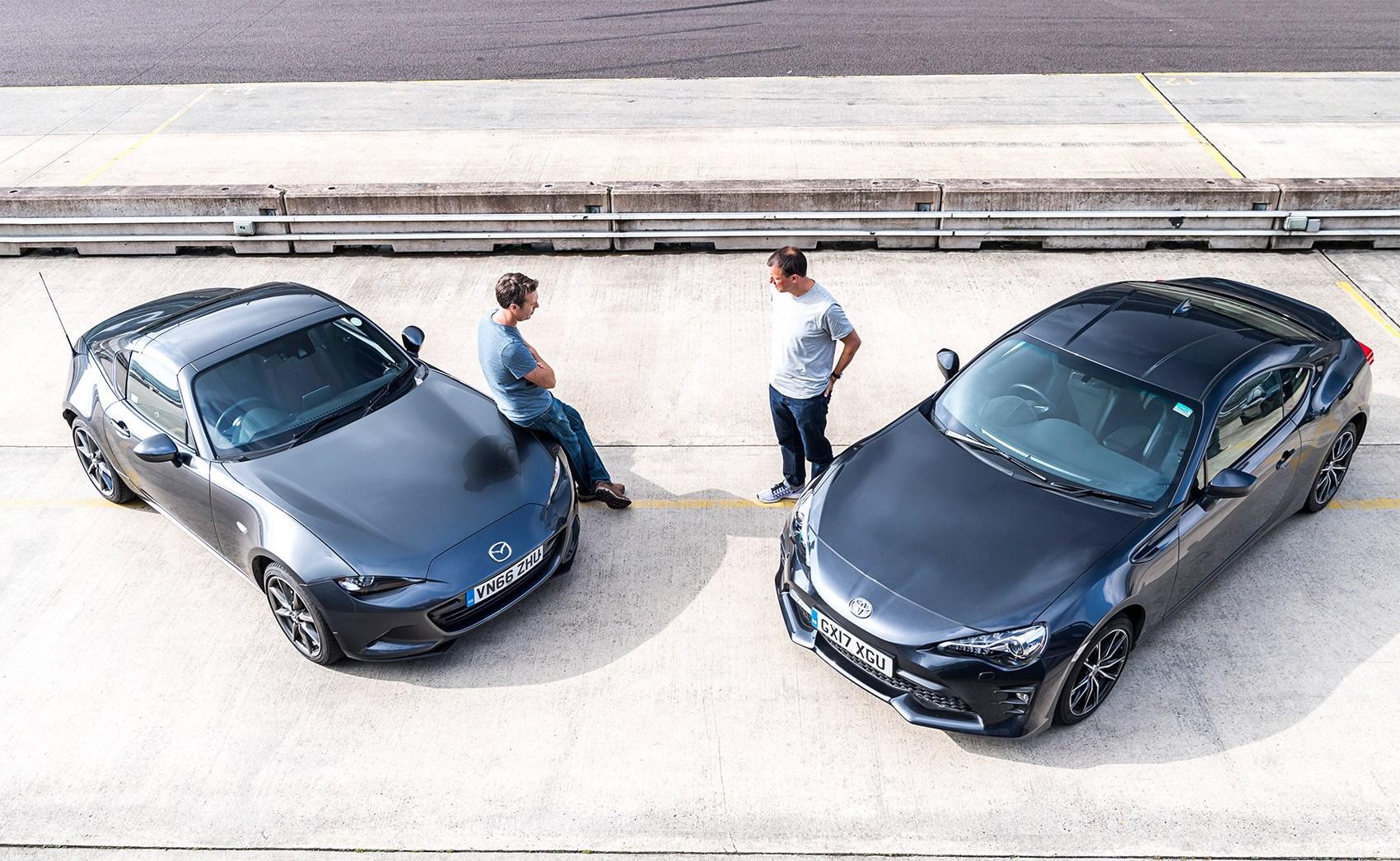 Mazda MX-5 RF: long-term test review | CAR Magazine