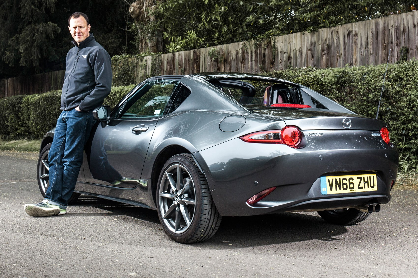 Mazda Mx 5 Rf Long Term Test Review By Car Magazine
