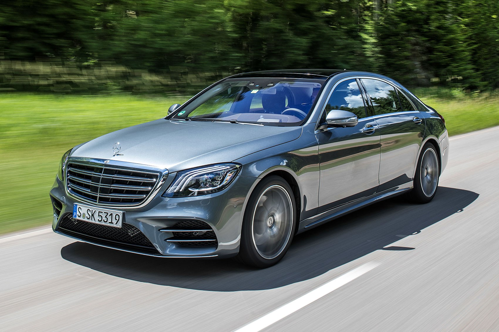 Mercedes Benz S500 L 2018 Review Too Clever For Its Own Good