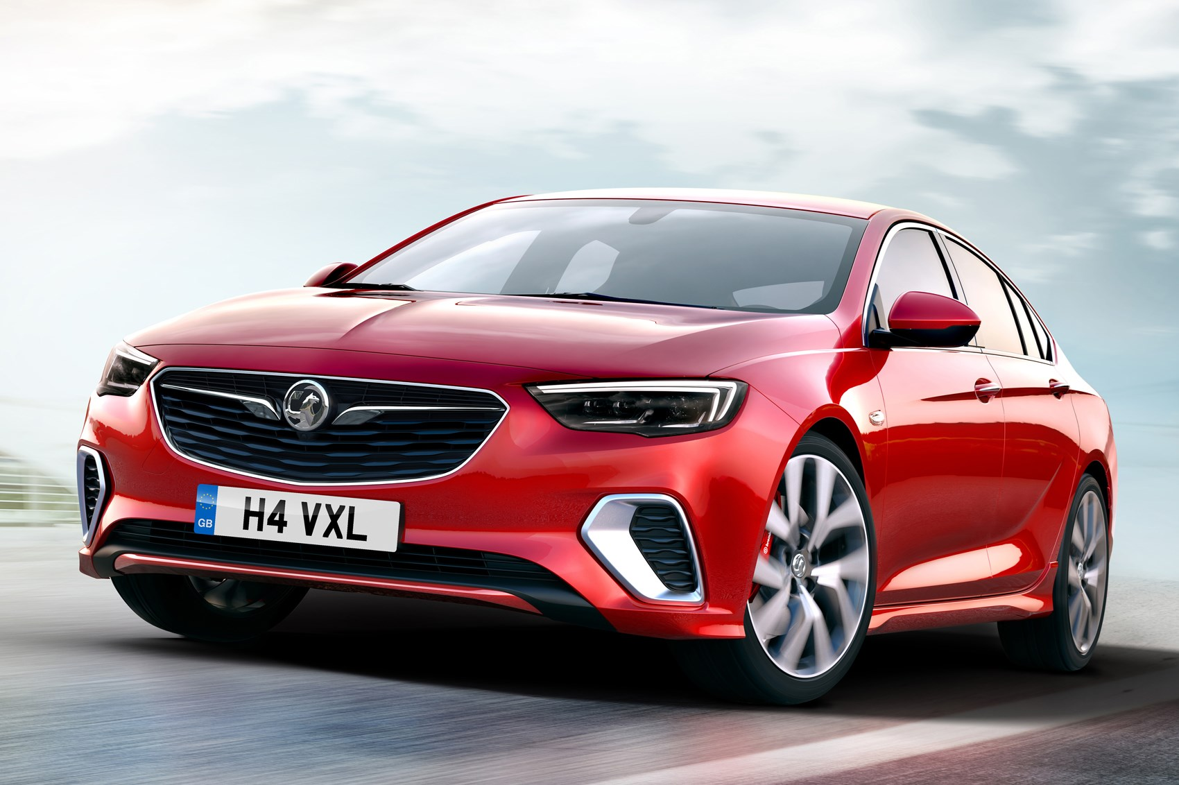 Opel Reveals New-Generation Insignia GSi