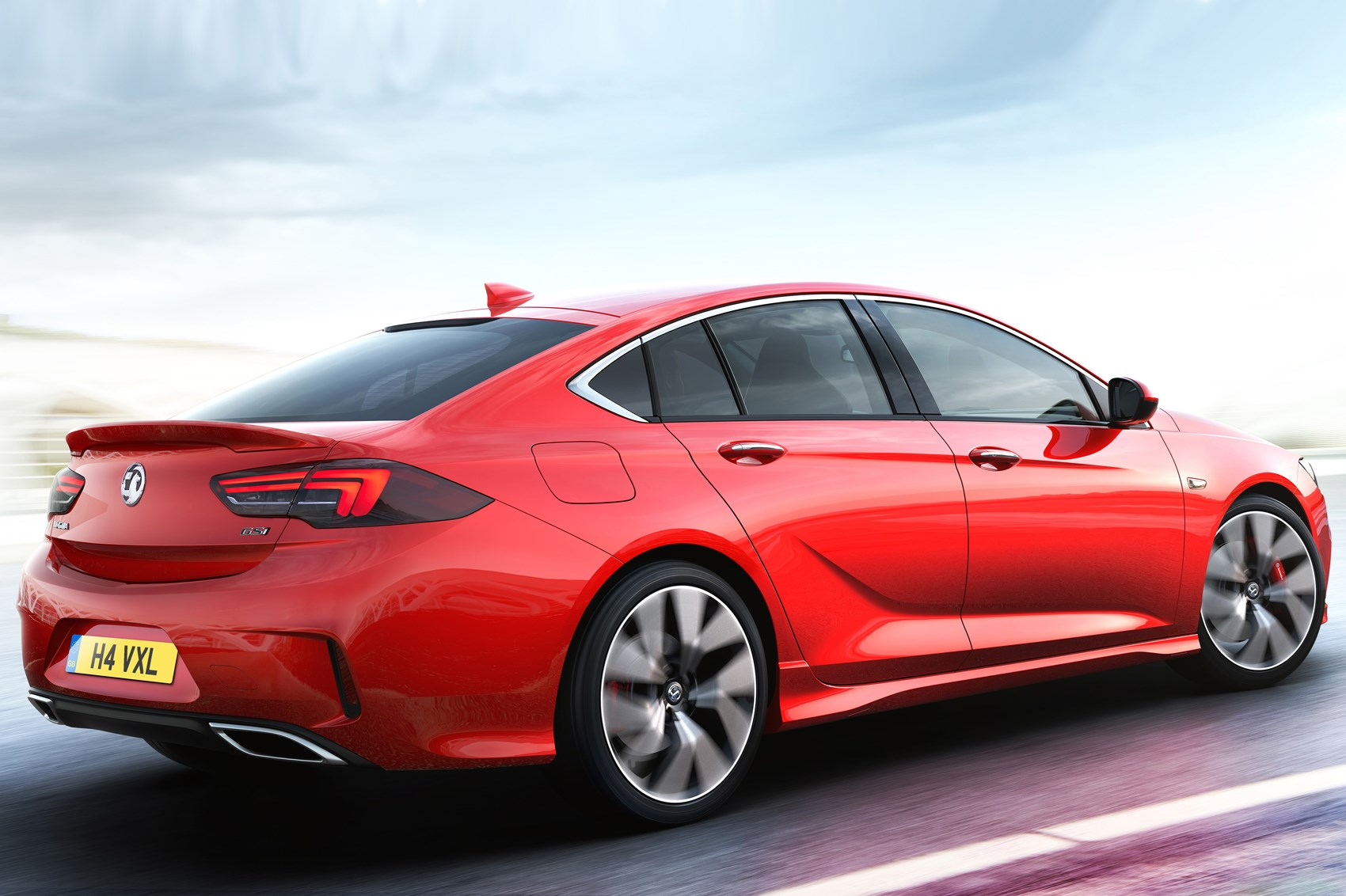 GSi returns! Prices confirmed for new Vauxhall Insignia ...