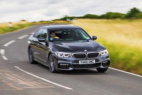BMW 5-series CAR magazine long-termer
