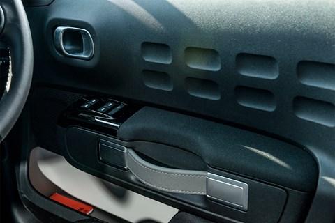 Citroen C3 long-term door inlay