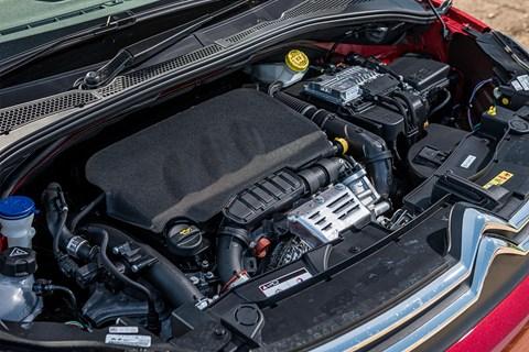 Citroen C3 LTT engine
